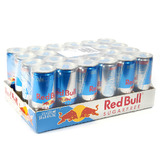 Red Bull Sugarfree Energy Drink 250ml Can (24pk)
