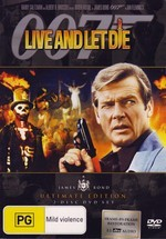 Live And Let Die (007) - James Bond Ultimate Edition (2 Disc Set) on DVD