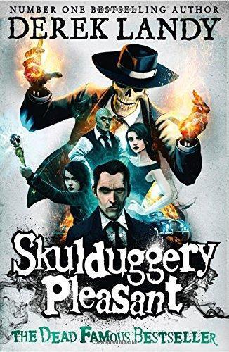 Skulduggery Pleasant (Skulduggery Pleasant #1) (UK Ed.) by Derek Landy