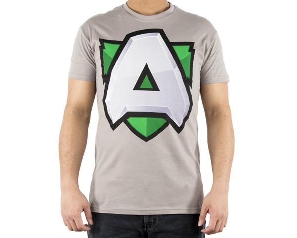 Alliance Shield Gaming T-Shirt (Medium)