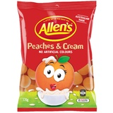 Allen's Peaches & Cream (220g)
