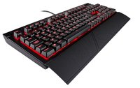 Corsair K68 Mechanical Gaming Keyboard (Cherry MX Red) for PC Games