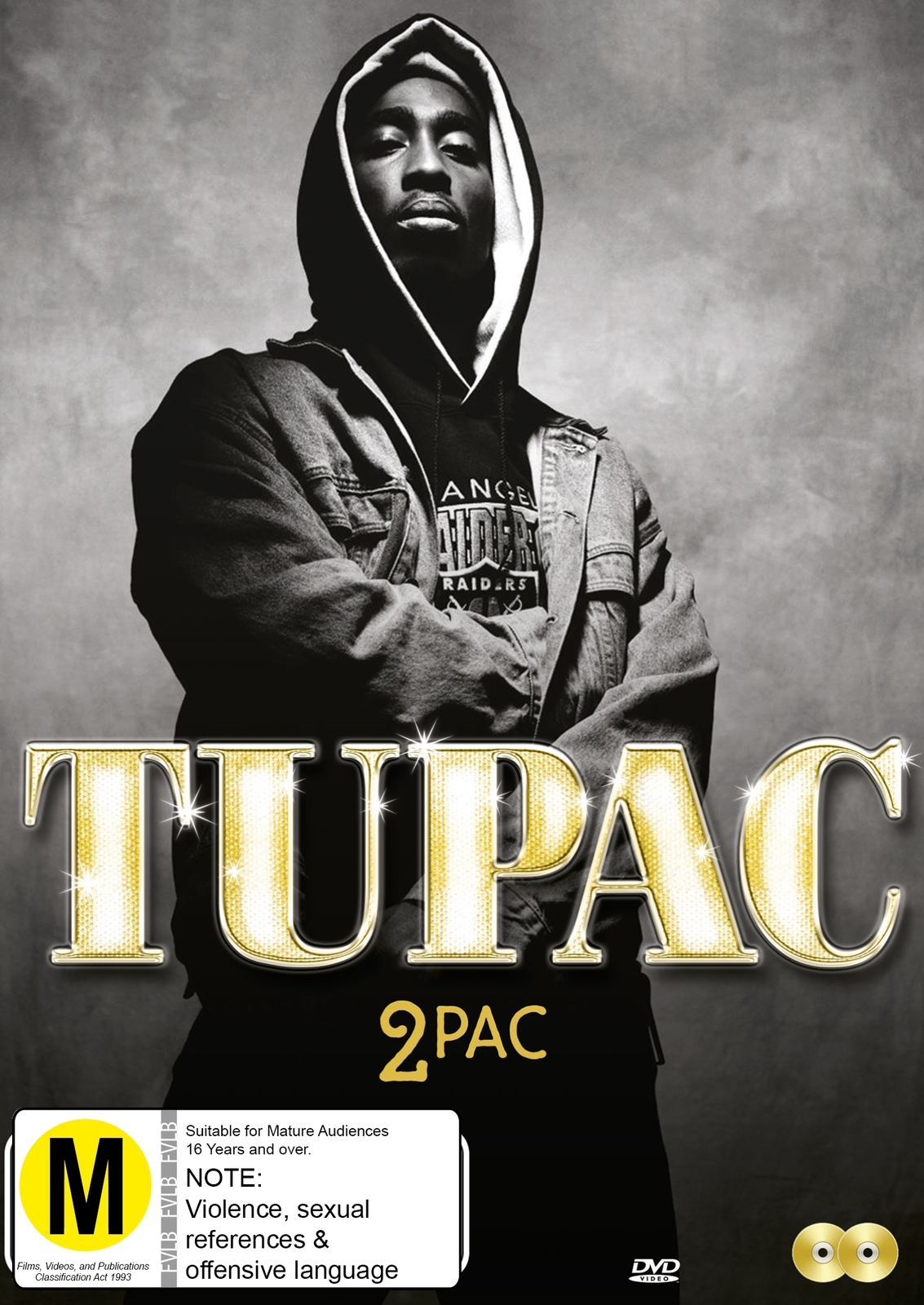 Tupac - 2pac on DVD image