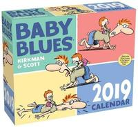 Baby Blues 2019 Day-to-Day Calendar by Jerry Scott