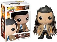 Supernatural - Castiel (Wings) Pop! Vinyl Figure image