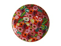 Maxwell & Williams: Teas & C's Glastonbury Plate - Poppy Red (20cm)