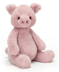 "Jellycat: Puffles Piglet - 12"" Plush"