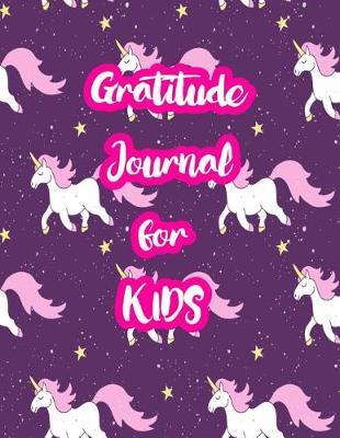 Gratitude Journal for Kids by Madelyn Molina