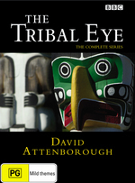 The Tribal Eye - The Complete Series (3 Disc Set) on DVD