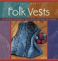 Folk Vests by Cheryl Oberle