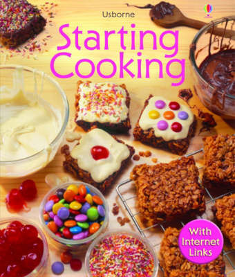 Starting Cooking by Lesley Sims image