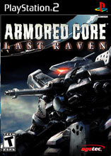 Armored Core: Last Raven for PlayStation 2