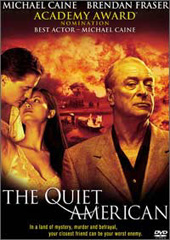 The Quiet American on DVD