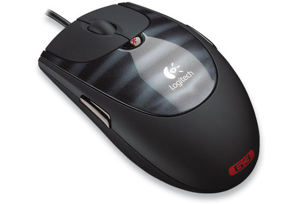 LOGITECH G3 Laser Mouse image