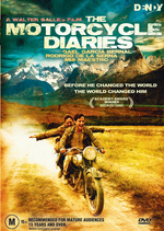 The Motorcycle Diaries on DVD