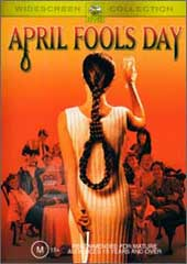 April Fool's Day on DVD
