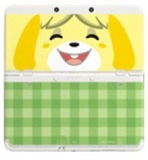 New Nintendo 3DS Cover Plates - No. 07 (Isabelle) for Nintendo 3DS