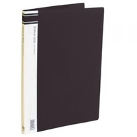 FM A3 20 Pocket Display Book - Black