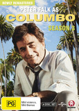 Columbo - Complete Remastered Season Three (4 Disc Set) on DVD