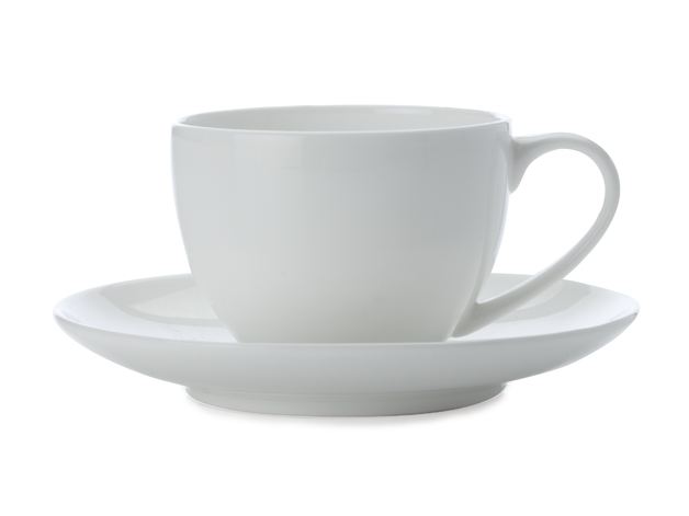 Maxwell & Williams - Cashmere Round Demi Cup & Saucer