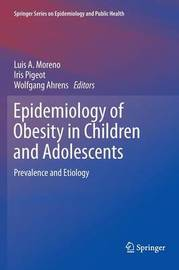 Epidemiology of Obesity in Children and Adolescents image
