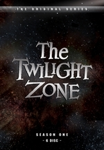 Twilight Zone, The - The Original Series: Season 1 (6 Disc Box Set) on DVD
