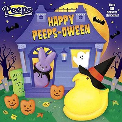 Happy Peeps-Oween! (Peeps) by Andrea Posner-Sanchez