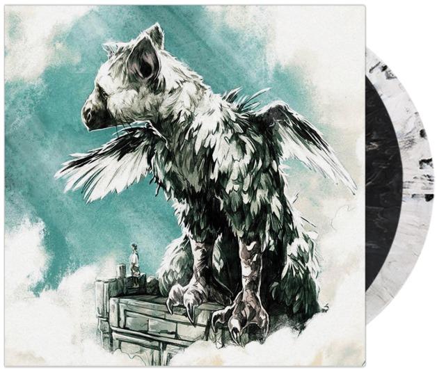 The Last Guardian Soundtrack (2LP) by Takeshi Furukawa