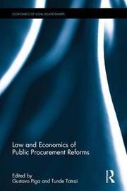 Law and Economics of Public Procurement Reforms image
