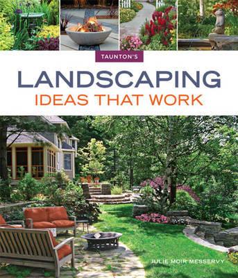 landscaping ideas that work julie moir messervy book in stock
