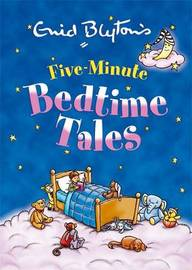 Five-Minute Bedtime Tales by Enid Blyton image