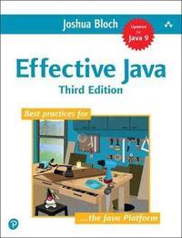 Effective Java by Joshua Bloch image