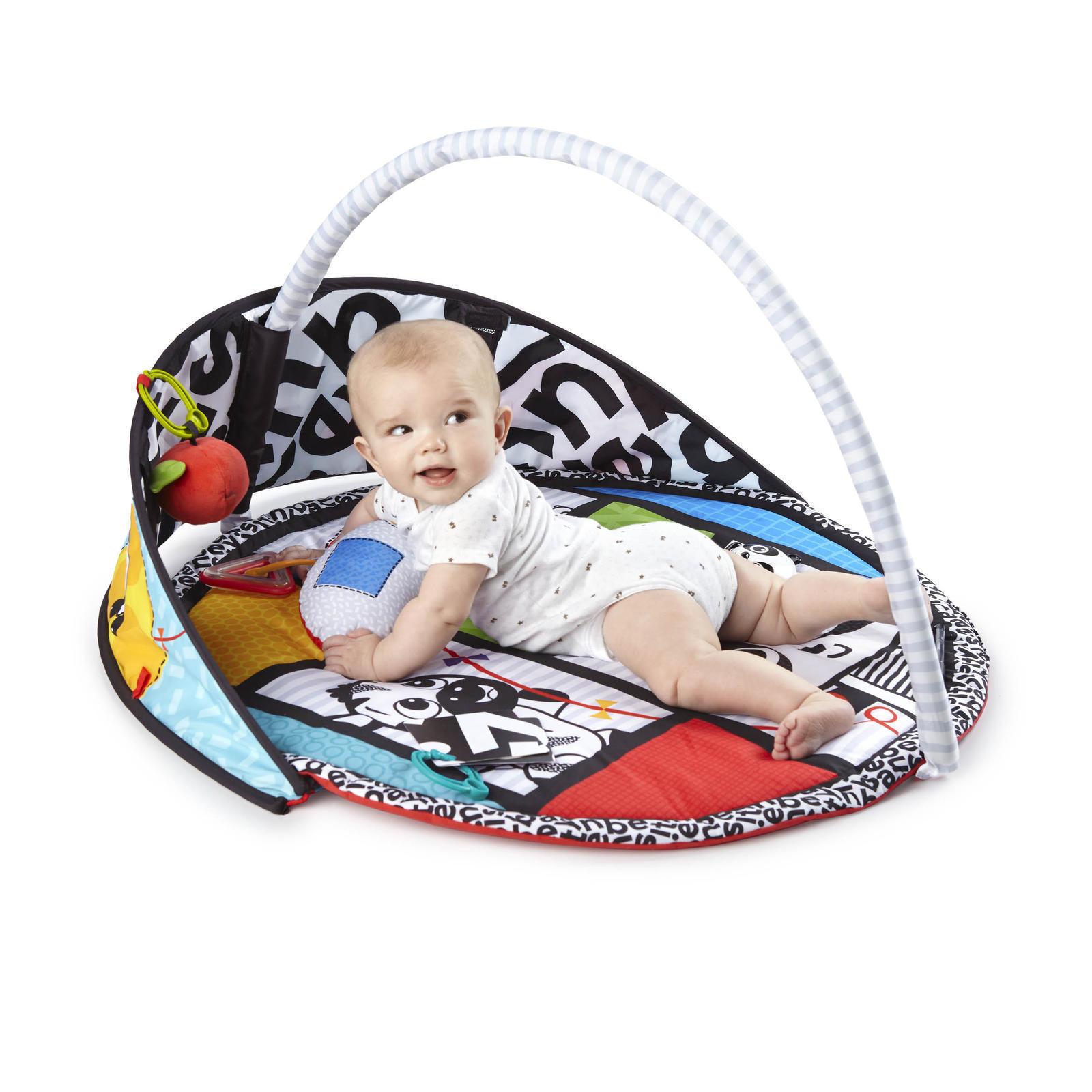 Baby Einstein: Bold New World - 2-In-1 Play Gym image