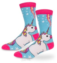 Archie McPhee - Unicorn Socks
