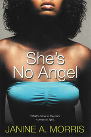 She's No Angel by Janine A. Morris image