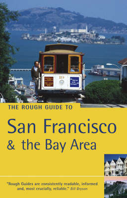 The Rough Guide to San Francisco and the Bay Area by Mark Ellwood image