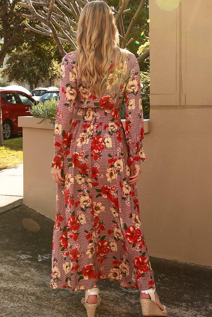 Dreamcatcher: Carolina Maxi Dress - 10 image