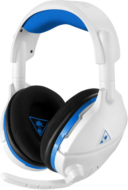 Turtle Beach Ear Force Stealth 600P Gaming Headset - White for PS4