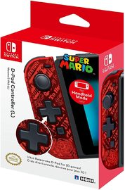 Switch D-Pad Controller (Mario) by Hori for Switch