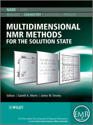 Multidimensional NMR Methods for the Solution State image