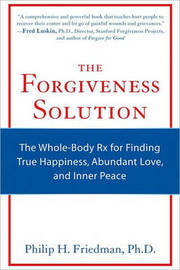Forgiveness Solution by Philip H. Friedman image