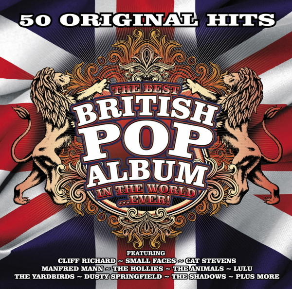 The Best British Pop Album In The World-Ever! by Various image