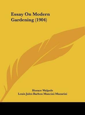 gardeners of a modern eden essay Technology is eden essay no works cited gardeners of a modern eden essay - every garden has its own purpose that makes gardeners devote a significant.