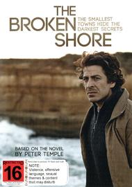 The Broken Shore on DVD