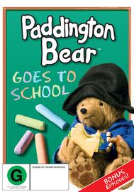 Paddington Bear: Goes to School on DVD