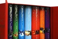 Harry Potter Box Set: Complete Collection (Hardback) by J.K. Rowling