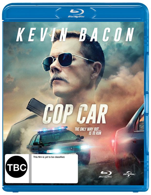 Cop Car on Blu-ray