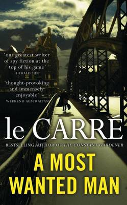 A Most Wanted Man by John Le Carre image