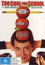 Too Cool For School - The John Hughes Collection (3 Disc Box Set) on DVD