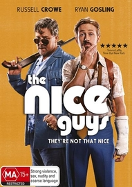 The Nice Guys on DVD
